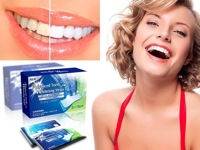 Mascherina sbiancante denti: pro, contro e corretto utilizzo