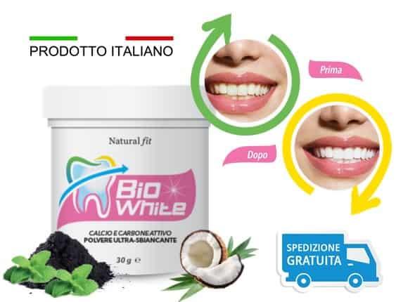 BioWhite, prodotto naturale efficace