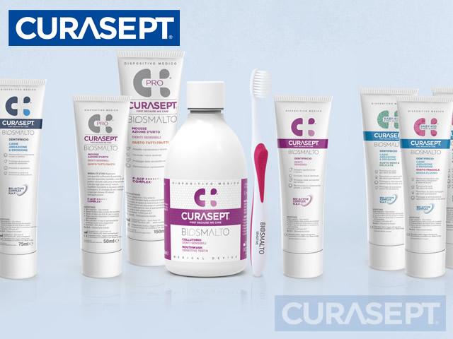 Prodotti igiene orale Curasept